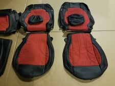 Brand New 2020 Roush Katzkin Leather Seat Kit