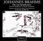 Die vier Sinfonien c-moll/D-Dur/F-Dur/e-moll von Sobr,Kubelik (1989)