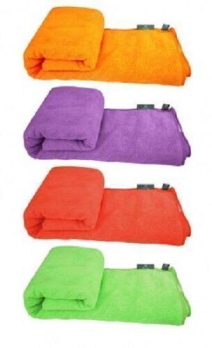 New Microfiber Towel Bath Gym Sport Travel Camping Beach Swimming Microfibre