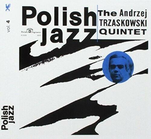 Andrzej Trzaskowski - Polish Jazz CD NEW