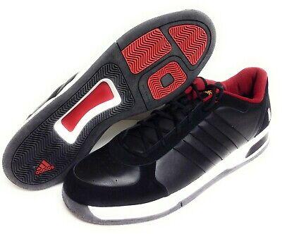 Mens Adidas BTB LT NBA Miami Heat 674287 Black 2007 Deadstock Sneakers Shoes