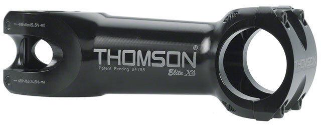 Vástago de montaña Thomson Elite X4 120 mm + - 0 grado 31.8 1-1 8 Rosca