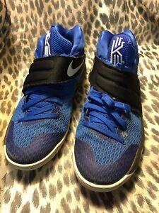 afc92cbb3e20 Image is loading New-Nike-Kyrie-2-Blue-Duke-Brotherhood-Sz-