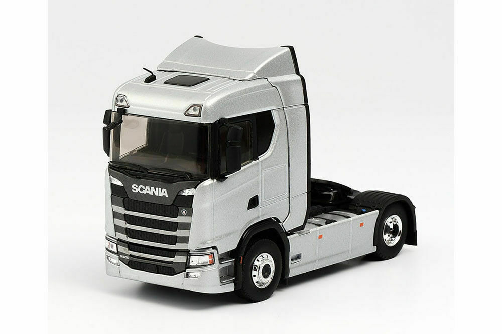 SCANIA s500 trattore camion 1 43 eligor grey rif. 116202