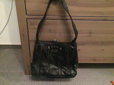 Tamaris Damen Tasche Schwarz *top*