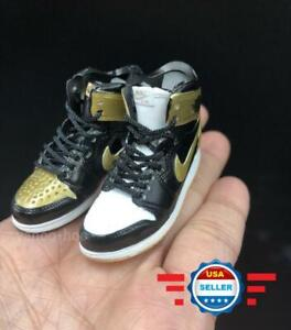CUSTOM 1//6 scale Sneakers Shoes C HOLLOW for 12/'/' MALE Action Figure Doll