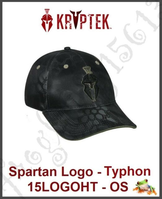 36f95f6b Kryptek Spartan Logo Hat Color Typhon One Size 15LOGOHT for sale ...