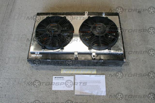Mishimoto 86-92 Toyota Supra Turbo Aluminum Fan Shroud Kit #MMFS-SUP-86