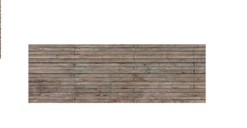 1 x flat bed lorry wood planking effect  WATERSLIDE DECAL FOR  CODE 3 MODELS
