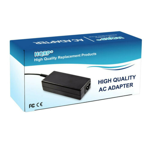 HQRP AC Adapter for All Cricut Cutting Machines Personal Expression Power Cord