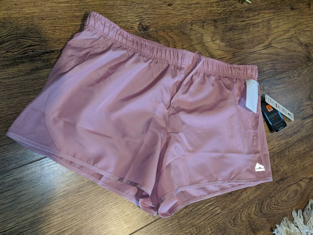Bnwt Rbx Active Rose Sports Shorts Taille L
