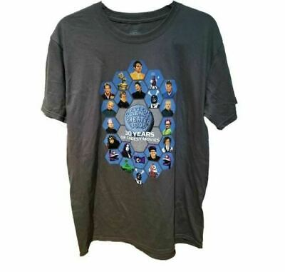 T-Shirt - Brains Inc WR14 MST3K New: MYSTERY SCIENCE THEATER 3000