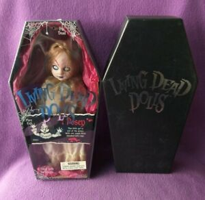 Figurine d'action Bambola Horror Living Dead Dolls Ldl Posey Mezco