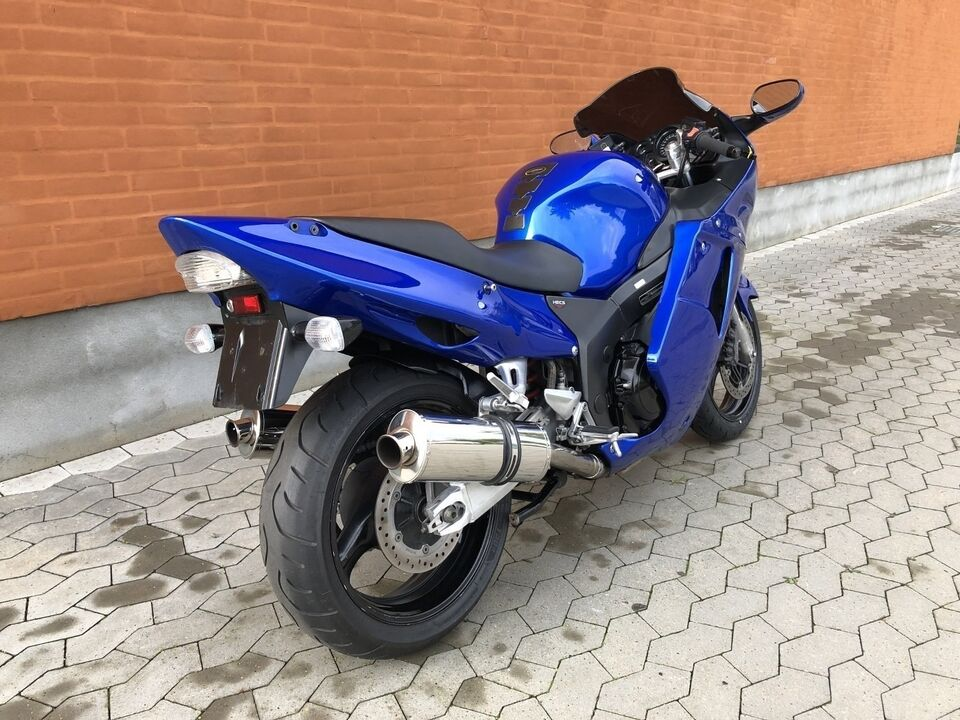 Honda, Honda CBR 1100 XX, ccm 1100