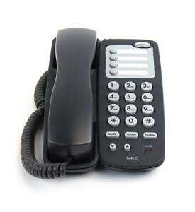 NEC-Single-Line-Corded-Analog-Telephone-780034-Black-DTH-1-1-NEC-780034