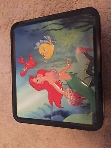 The Little Mermaid Collectible Lunch Box Tin