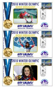 AMY-WILLIAMS-2010-OLYMPIC-SKELETON-SET-OF-GOLD-COVERS