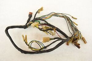 Honda Cb750 Cb 750 Main Electrical Wiring Harness Wires Cables 1969