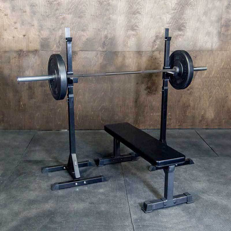 Portable Indy Squat Stand  (2-Piece)   Weightlifting Equipment  fast shipping worldwide