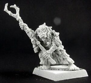 Details about Greka Reven Solo Reaper Miniatures Warlord D&D RPG Dungeon  Wargames Heroquest