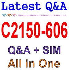 IBM Security Guardium V10.0 Administration C2150-606 Q&A PDF+SIM
