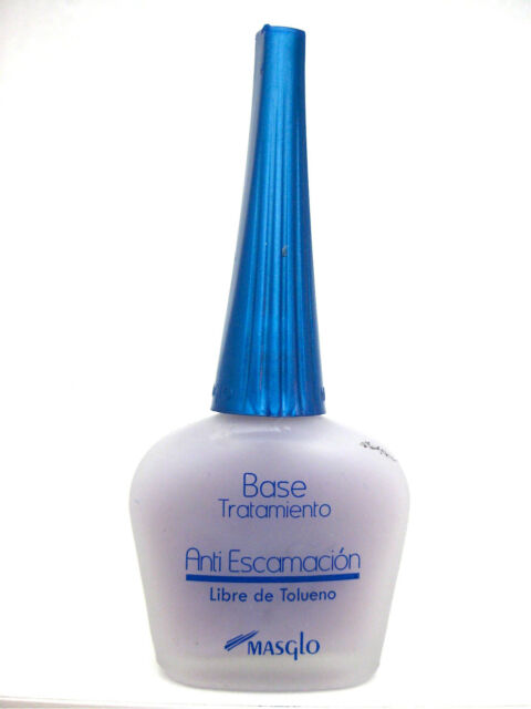 Masglo Base Anti Escamacion Polish Nail Color Esmalte De Uñas ...