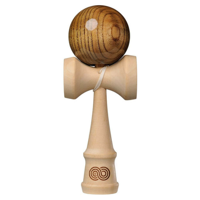 Lot of 3 Kendama USA Wooden Toys Jumbo Size /& Regular Size