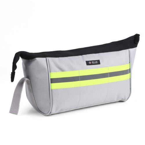 PENGGONG Tool Storage Bag Pockets Pouch Organizer Oxford Canvas Zipper Bags A8W3