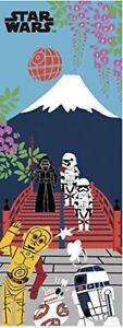 Star-Wars-Cotton-Japanese-Tenugui-procession