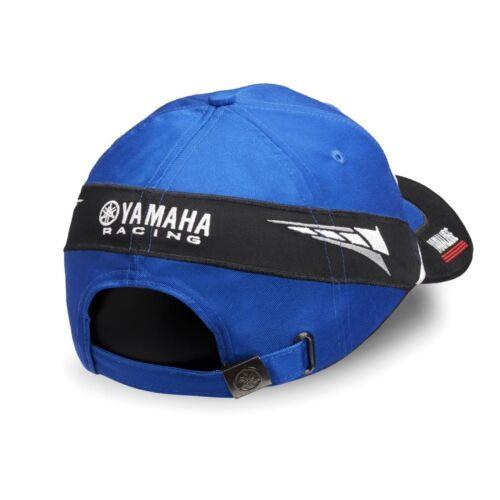 2018 Paddock Blue Speedblock Cap N18-FH311-E0-00 Adult Genuine Yamaha