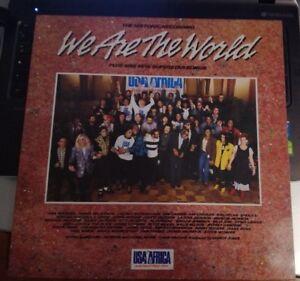 ARTISTI-VARI-WE-ARE-THE-WORLD-GATEFOLD-NUOVO-ORIGINALE-1985