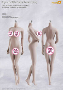 TBLeague Phicen 1//6 Female Body 12in Action Figure S29B For Hot Toys Suntan