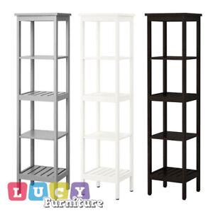 Ikea Farben.Details Zu Ikea Hemnes Shelving Unit Shelf Bathroom 3 Colors Available New