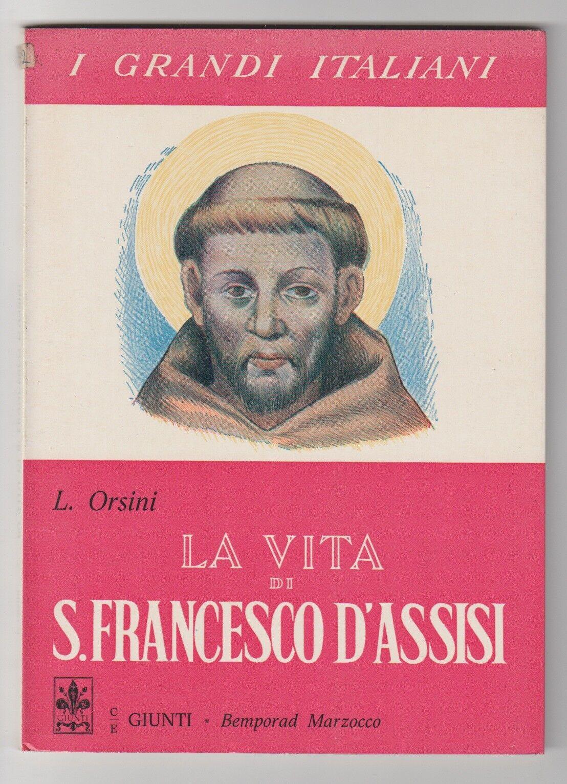 La vita di s. Francesco d'Assisi
