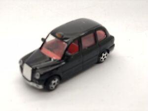VINTAGE-MOTOR-MAX-Black-Taxi-taxi-nero-Londra-Taxi-USATO-giocato-in-ordine-vedi-foto