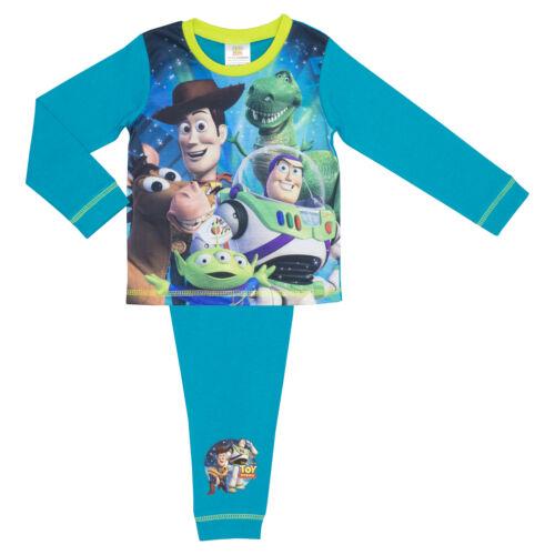 18 months to  5 years Various Designs Pixar Boys Toy Story Pyjama Set