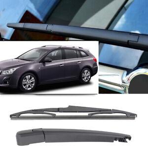 Rear-Wiper-Blade-Arm-Kit-For-Chevrolet-Cruze-Estate-2008-2009-2010-2011-2012-13