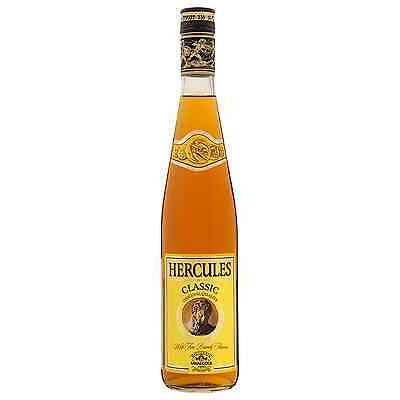 Hercules Caramel Brandy bottle 700mL
