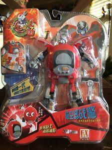 K.o.   Transformers Très Rare Unique En Son Mosc