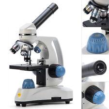 Swift Sw150 40x 1000x Compound Microscope Dual Illumination Studentkids School