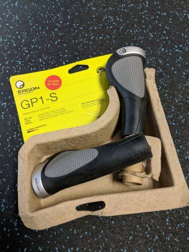 LEFT Open Box RIGHT ERGON GP1-S Performance Comfort Mtn Bike Grips
