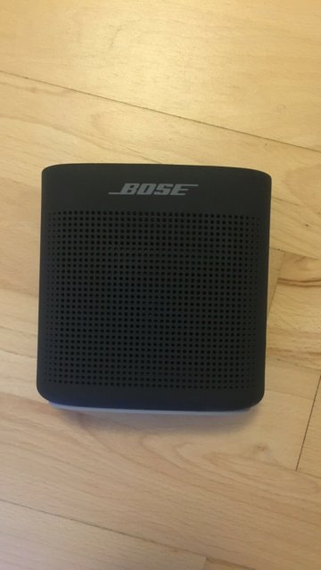 Højttaler,  Bose, SoundLink Color  Bluetooth 2, Perfekt,…