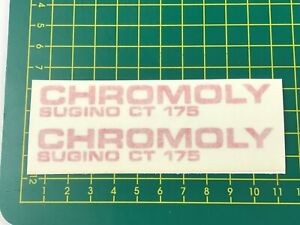 old school bmx decals stickers odyssey 41 thermal forks white on clear pair