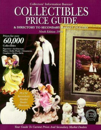 Collectibles Price Guide and Directory to Secondary Market Retailers CIB SC