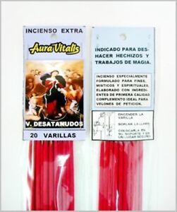 Virgin-Desatanudos-Incense-Esoteric-Esoteric-Incense-20-Rods-Sticks