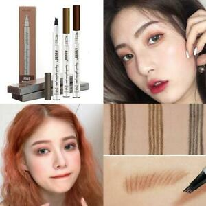 3-Colors-Liquid-Four-tip-Brow-Definer-Eyebrow-Pencil-Waterproof-Lasting-Make-Up