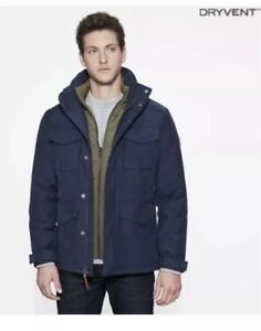 Details about TIMBERLAND MEN'S SNOWDON PEAK 3 IN 1 M65 WATERPROOF JACKET A1NXE433 SIZE:M