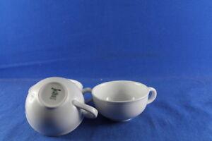 3 Tasses Café Tasses Blanc Sans Décor 77/17 Lorenz Hutschenreuther Gastro Hôtel-r Gastro Hotel Fr-fr Afficher Le Titre D'origine