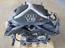 S6 2.7 BITURBO AZA 230PS Motor AUDI A6 4B 99Tkm MIT GEWÄHRLEISTUNG