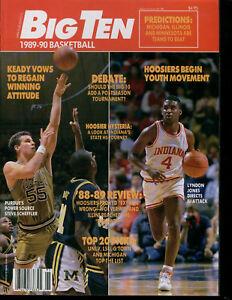Big-Ten-1989-90-Baskeball